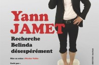 Yann Jamet «Recherche Belinda Désespérément»